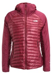 The North Face Verto Prima Down Jacket Deep Garnet Red Berry