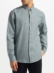 Samsoe And Samsoe Liam Bx Long Sleeve Brushed Cotton Shirt Ponderosa Pine