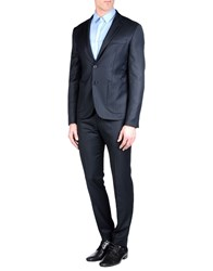 Mario Matteo Suits Dark Blue