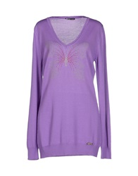 Ean 13 Sweaters Lilac