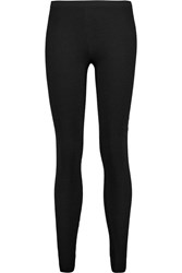 Theory Birdi Ribbed Wool Blend Leggings