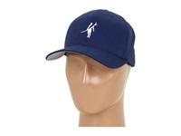 Toes On The Nose Shadowman Flexfit Hat Navy Baseball Caps