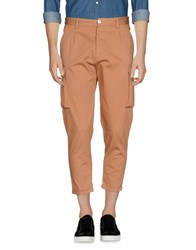 Officina 36 Casual Pants Camel