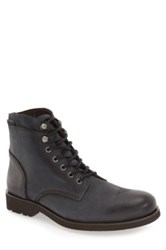 Wolverine Clarence Plain Toe Boot Black