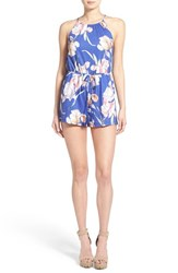 Women's Minkpink 'By The River' Floral Print Romper