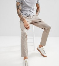 Replay Slim Chinos In Sand 180 Sand Beige
