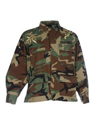 That's It Jackets Military Green