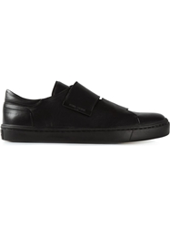 Opening Ceremony Velcro Strap Sneakers Black