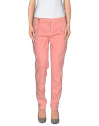 Truenyc. Trousers Casual Trousers Women Salmon Pink