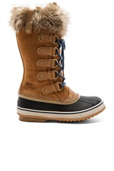 Sorel Joan Of Arctic Faux Fur Boot Black