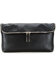 3.1 Phillip Lim 31 Minute Clutch Black