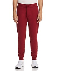 The Narrows Slim Jogger Pants 100 Exclusive Burgundy