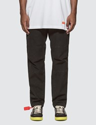Heron Preston Cargo Pants Black