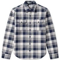Barbour Mast Shirt Blue