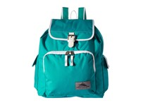 High Sierra Elly Backpack Turquoise White Backpack Bags Blue