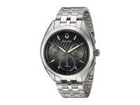Bulova Curv 96A186 Stainless Steel Watches Silver