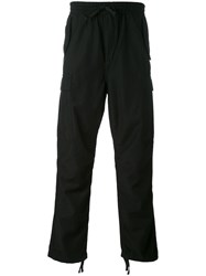 Carhartt Slouch Trousers Men Cotton Polyester S Black