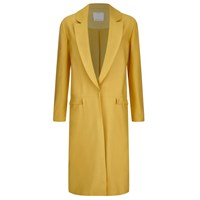C Meo Collective Women's Golden Age Trench Coat Gold