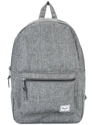 Herschel Supply Co. Plain Backpack Grey