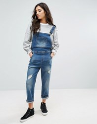 Only Boyfriend Overall Blue