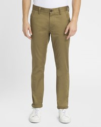 G Star Camel Brandon Slim Chinos