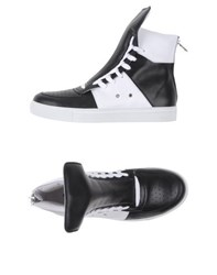 Kris Van Assche Krisvanassche Footwear High Tops And Trainers Men Black
