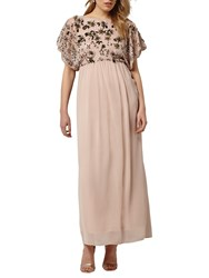 Phase Eight Collection 8 Aaliyah Embellished Maxi Dress Petal
