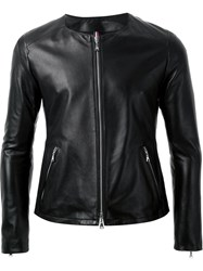 Guild Prime Lambskin Zip Jacket Black