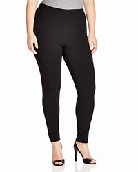 Lafayette 148 New York Plus Leggings Black
