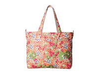 Ju Ju Be Super Be Perky Perennials Tote Handbags Multi