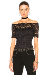 L'agence Helena Top In Black
