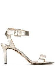Marc Ellis High Heel Sandals Gold