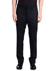 Trussardi Casual Pants Black