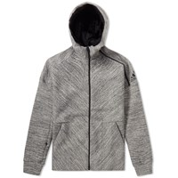 Adidas Z.N.E. Hooded Road Track Top Grey