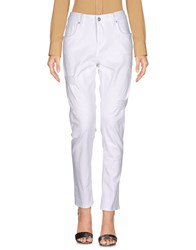 Brian Dales Trousers Casual Trousers White