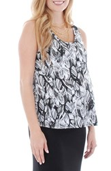 Everly Grey Women's 'Brisa' Maternity Tank Leaf