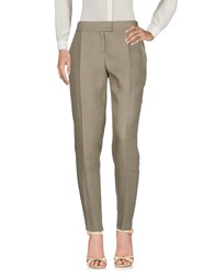 Andrew Gn Casual Pants Khaki