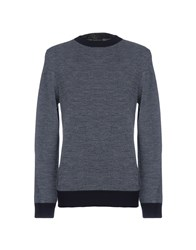 Baldessarini Sweaters Dark Blue