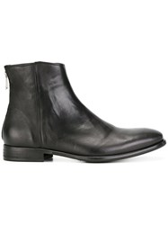 Paul Smith Ps By Ankle Boots Black