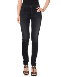 Notify Jeans Notify Denim Denim Trousers Women Steel Grey