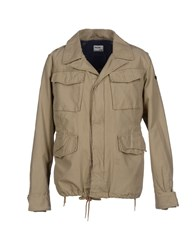 Red Soul Coats And Jackets Jackets Men Beige