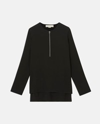 Stella Mccartney Black Black Arlesa Top