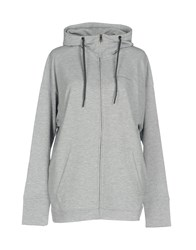 Peak Performance Topwear Sweatshirts Light Grey