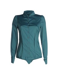 Alysi Shirts Shirts Women Deep Jade