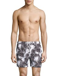 2Xist Palm Leaf Swim Shorts