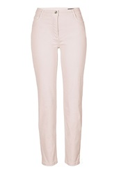 Betty Barclay Perfect Body Five Pocket Stretch Jean Pink