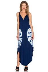 Gypsy 05 Bamboo Maxi Dress Blue