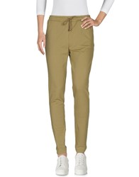 Who S Who Casual Pants Military Green