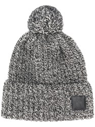 Canada Goose Knitted Fitted Hat Grey