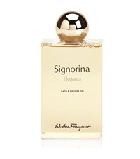Salvatore Ferragamo Signorina Eleganza Bath And Shower Gel Female